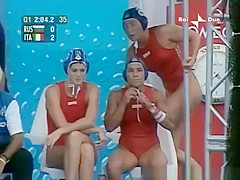 Waterpolo show!