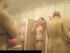 Women`s Public shower room