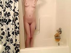 Hot body chick webcam shower