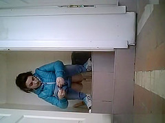Big video compilation of women caught pissing