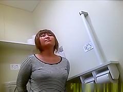 Hidden camera in asian toilets