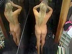 Ida in the Shower