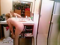 Housewife spied in her bathroom