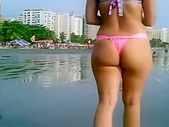 Nice Butt at Beach