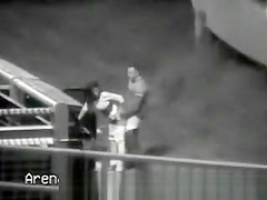 CCTV catches couple