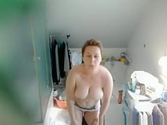 Wife secretly filmed by her husband's