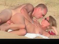 Fucked on the beach