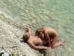 Beach Sex Tape