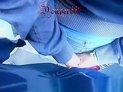 Good reverse grope
