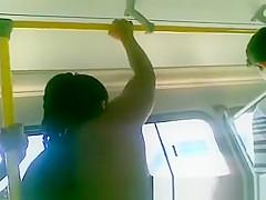 Woman Groped in Bus
