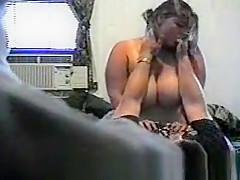 Hidden BBW Sex