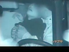 Lovers Secret car sex