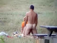 Sex in picnic area