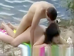 sex at lake