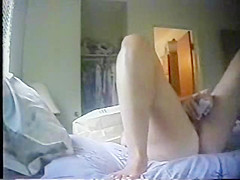 great masturbation of my mom caught on hidden cam