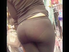 see thru tights show cute undies