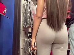 Shortie got a bubbly ass