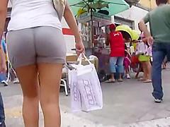 Big meaty butt cheeks