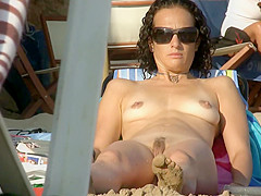 Delicious beefy pussy in high definition