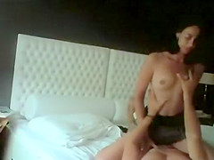 Secretly filming sex with a hot girlfriend