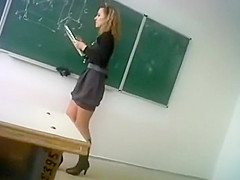 School math teacher gets secretly filmed