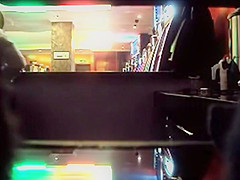Cards dealer girl gets fucked in the casino