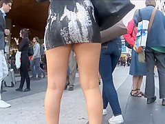 Wife with and without the skirt