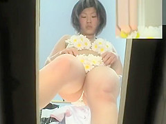 hottest changing room japan video