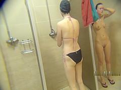 Hot Showers, Spy Cams Clip Unique