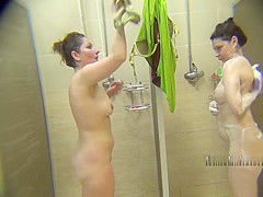 Spy Cam Shows Showers, Spy Cams Clip Uncut