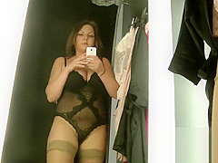 Spy Cam Shows Changing Room Scene Watch Show