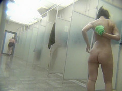 crazy spy cams showers video just for you
