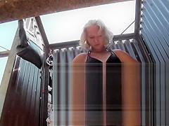 Hidden Cam Voyeur Clip Uncut