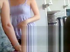 Hidden Cam Voyeur Clip , Watch It