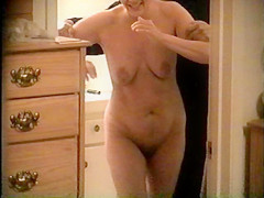 CAUGHT BARE ASSED NAKED