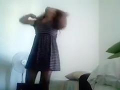 Cheap Black Whore Sucks White Dick on Hidden Cam Sex Video