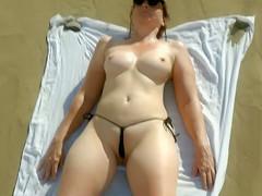 Stranger Jerks Off Seeing My Wife Naked