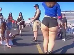 Best butts I filmed in my pervy career