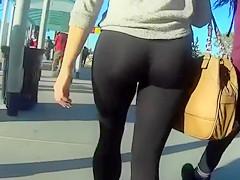 Follow that bum until the end