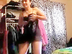 Dancing on home