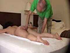 Japanese wife orgasmic massage