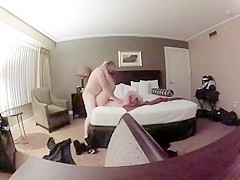 Fucking her spouse part1 and a buddy
