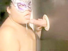 Crazy peeper Voyeur porn clip
