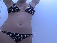 Spy Changing Room, Russian, Spy Cam Clip Only Here