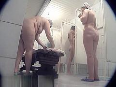 Spy Cam Shows Voyeur, Shower, Spy Cam Scene
