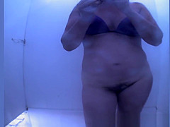 Spy Cam Shows Russian, Spy Cam, Changing Room Scene Show