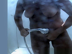 Fantastic Russian, Changing Room, Beach Video Show