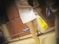 Spy Cam Beach, Changing Room, Russian Video Watch Show