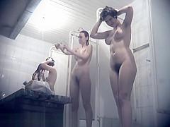 Newest Shower, Spy Cam, Voyeur Video
