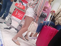 Hidden Beautiful thai girl